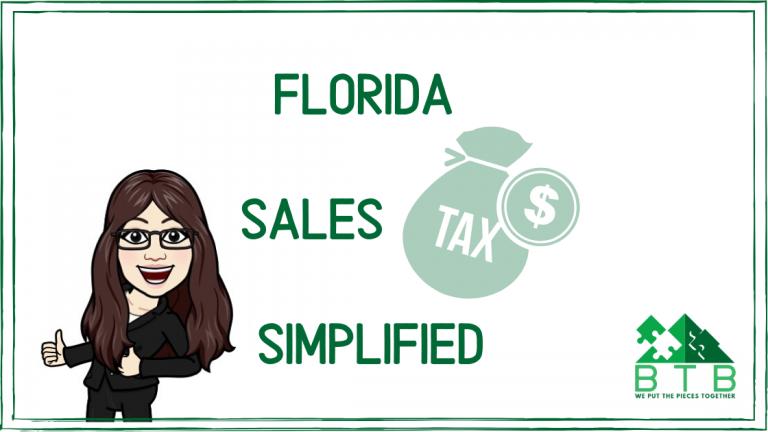 Florida Sales Tax: #TipTuesday 3/3/2020
