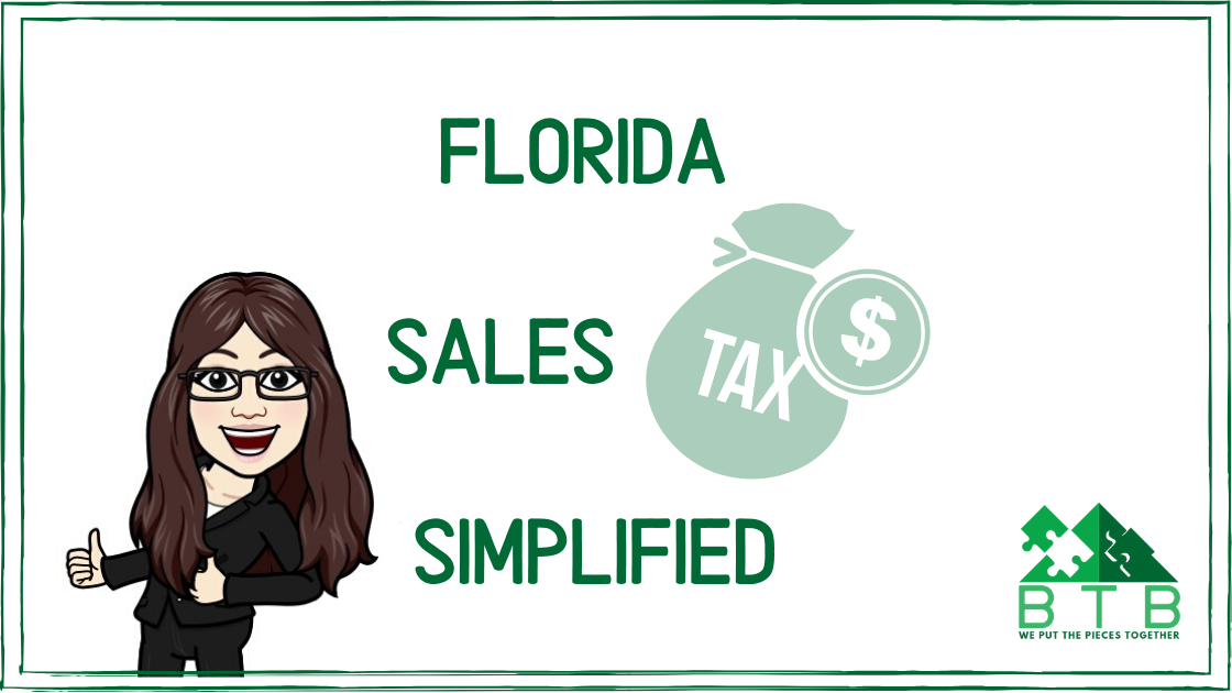 Florida Sales Tax: #TipTuesday 3/3/2020